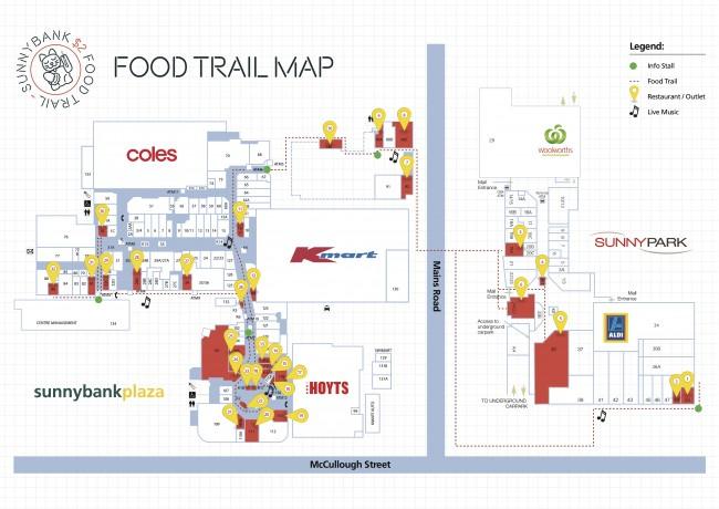 Sunnybank FoodTrail Map e1434424676530 - The Sunnybank $2 Food Trail Winter Edition! 20 June 2015