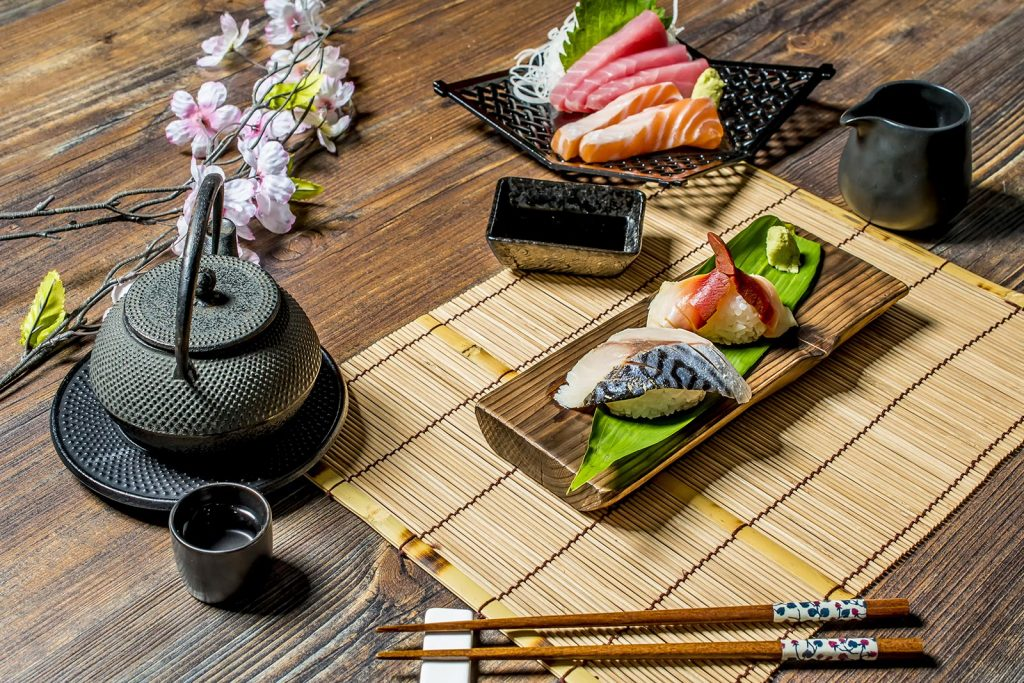 Restaurant Categories Japanese 1024x683 - Deluxe Sashimi Plate