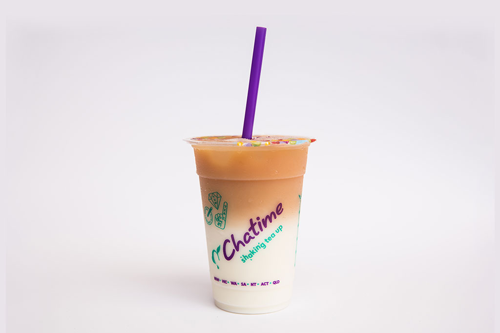 CHATIME Drink Black tea latte - Black Tea Latte