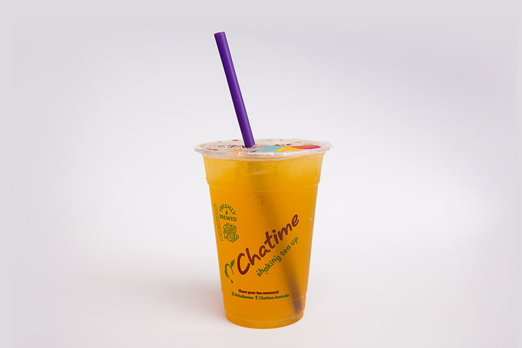 CHATIME Drink Mango green tea - Mango Green Tea