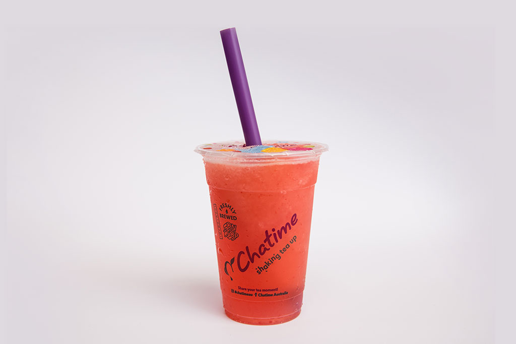 CHATIME Drink Strawberry sorbet - Strawberry Sorbet