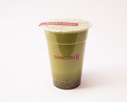 GongCha Drink Matcha Red Bean 440x354 - Matcha Red Bean