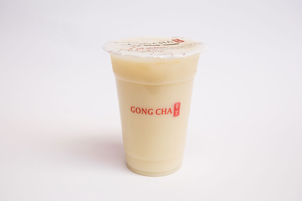 GongCha Drink White Pearl and Aiyu Special - White Pearl and Aiyu Special