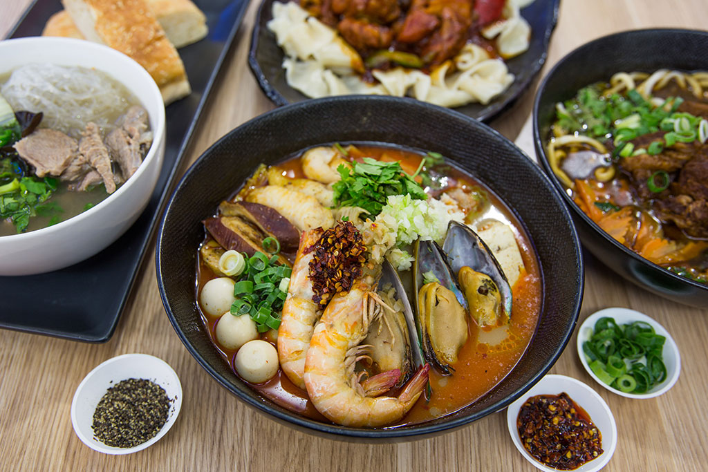 NaratiNoodles gallery 01 - David's Noodle & Hot Pot
