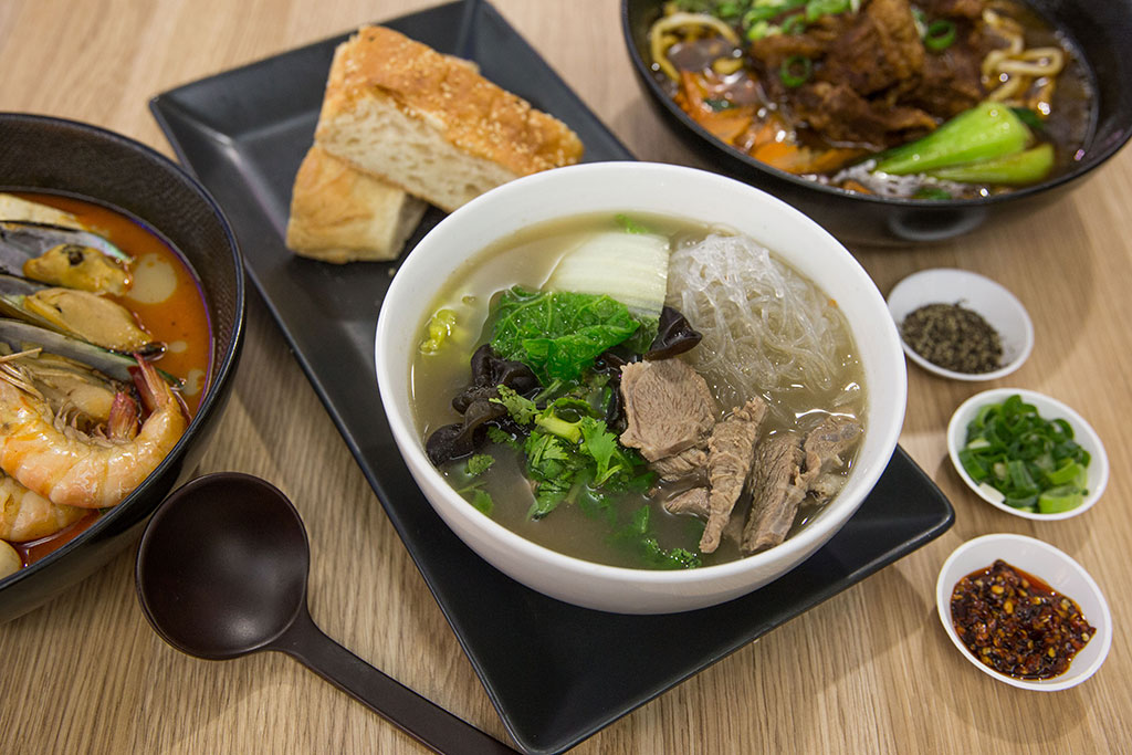NaratiNoodles gallery 02 - David's Noodle & Hot Pot