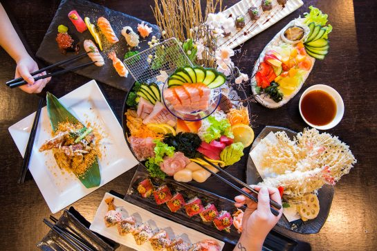 Sushi Archives Experience Sunnybank Brisbane S Best Asian