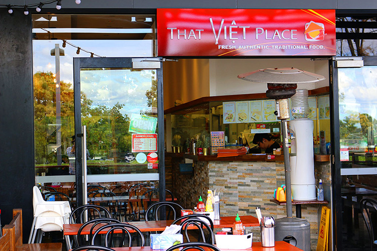That Viet Place shopfront - That Viet Place