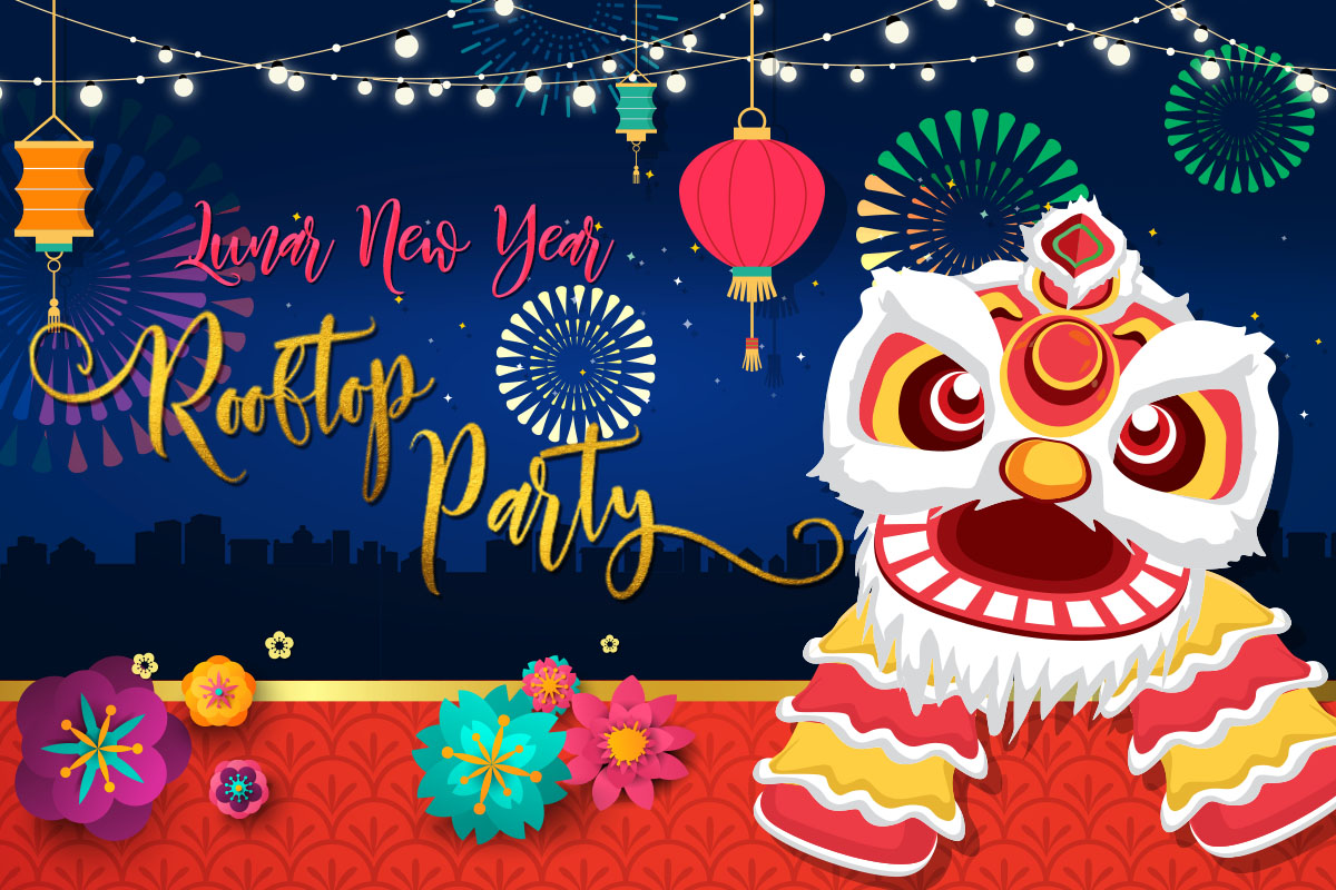 4330SBP Sunnybank Lunar NY Rooftop Party Whats On Web Tile - Lunar New Year Rooftop Party!