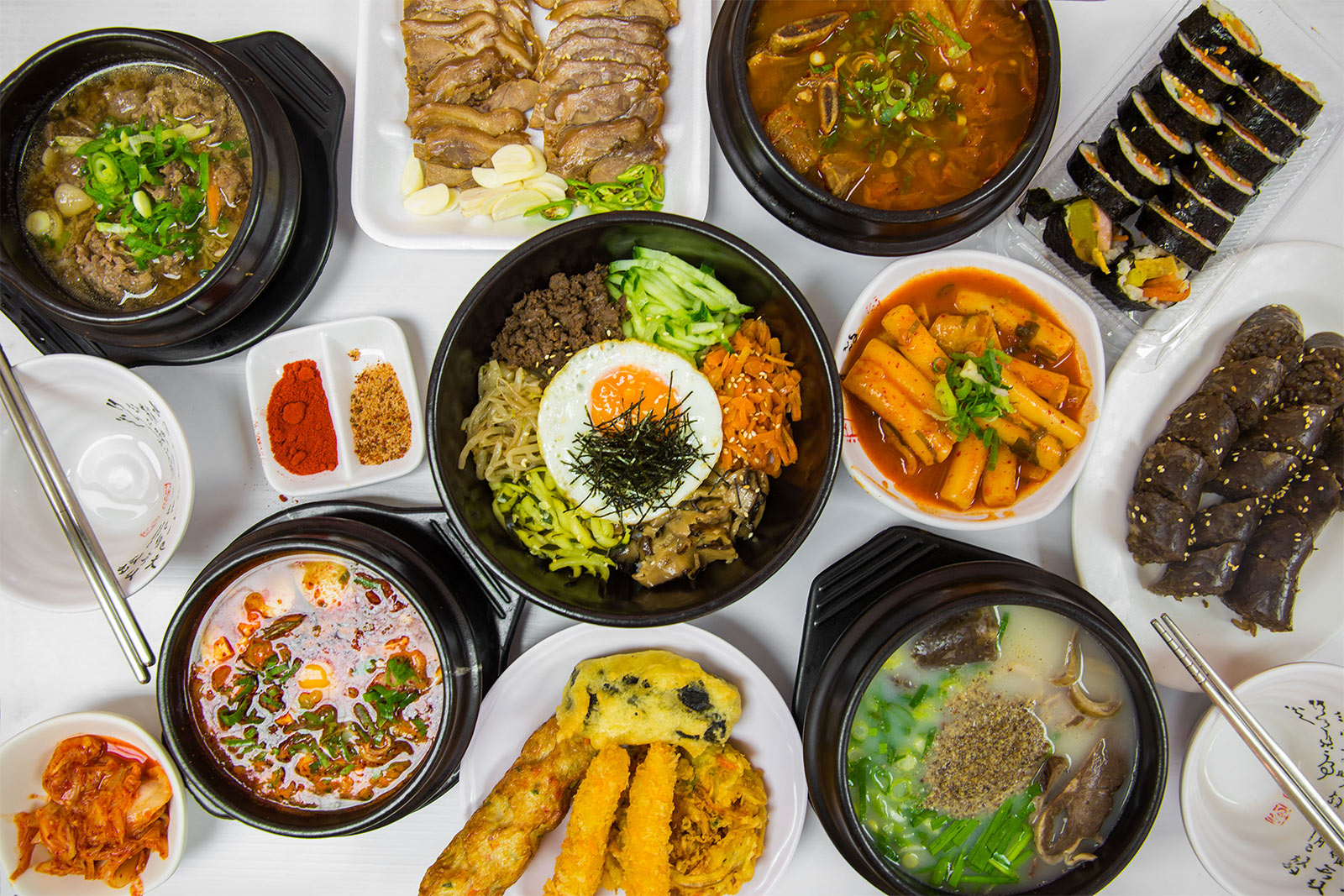 Top Up Korean Takeaway Food Thumbnail