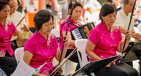 orchestra - Lunar New Year Events Program 22-26 January, 2020