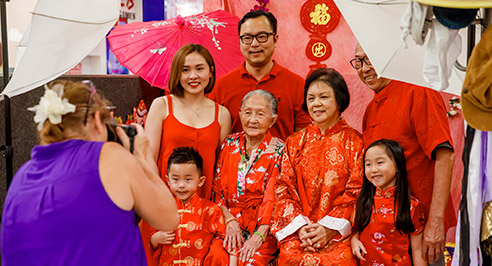 photostudio - Lunar New Year Events Program 22-26 January, 2020